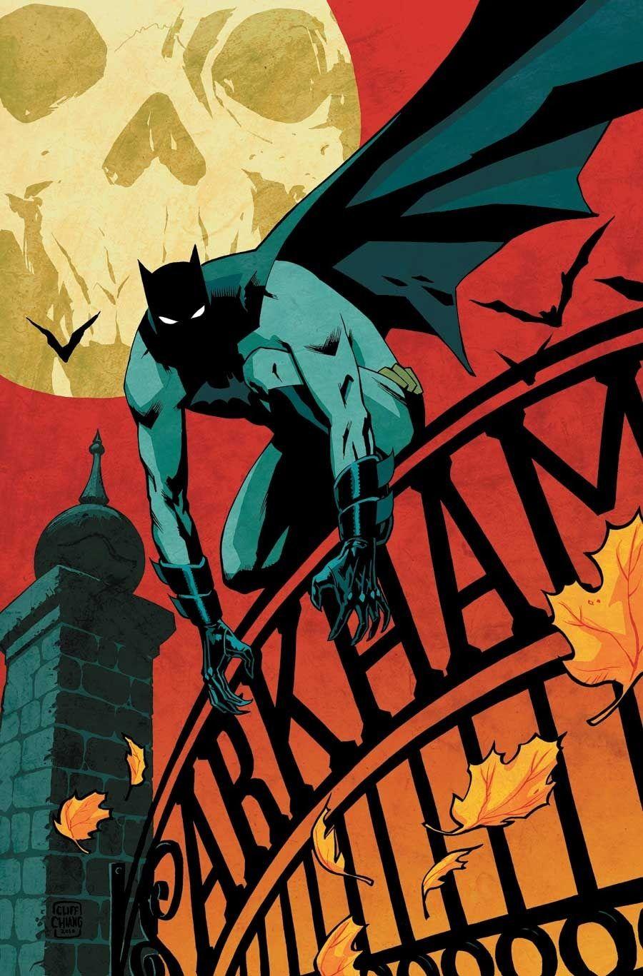 Batman by Cliff Chiang