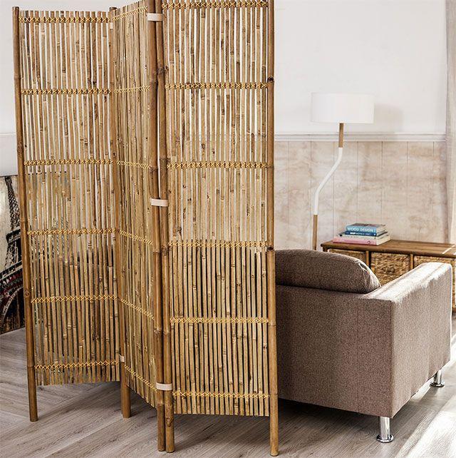 El bamb el material m s sustentable del mundo - Biombos de ikea ...