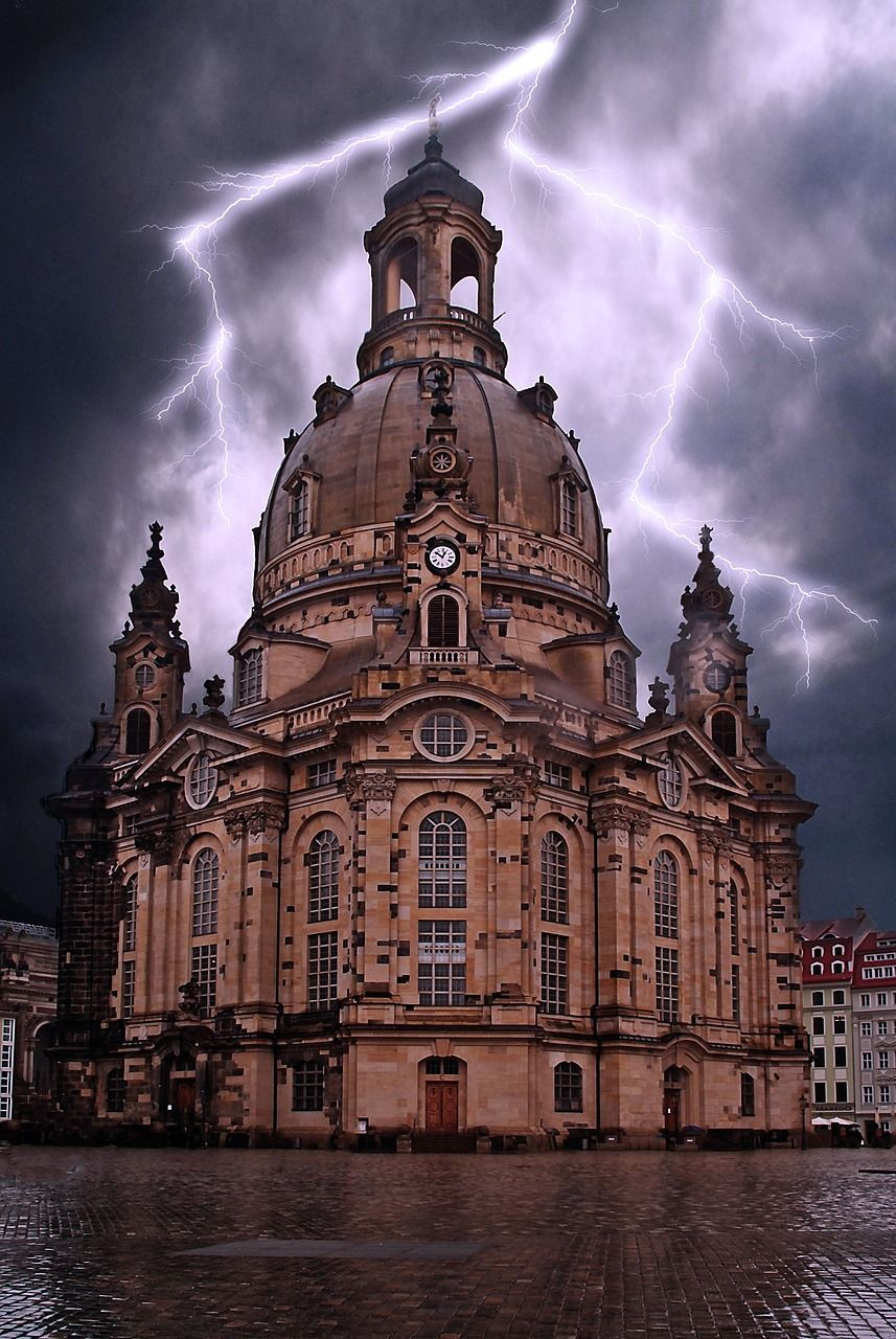 Free Image On Pixabay Germany Saxony Dresden Dresden Dresden Deutschland Frauenkirche
