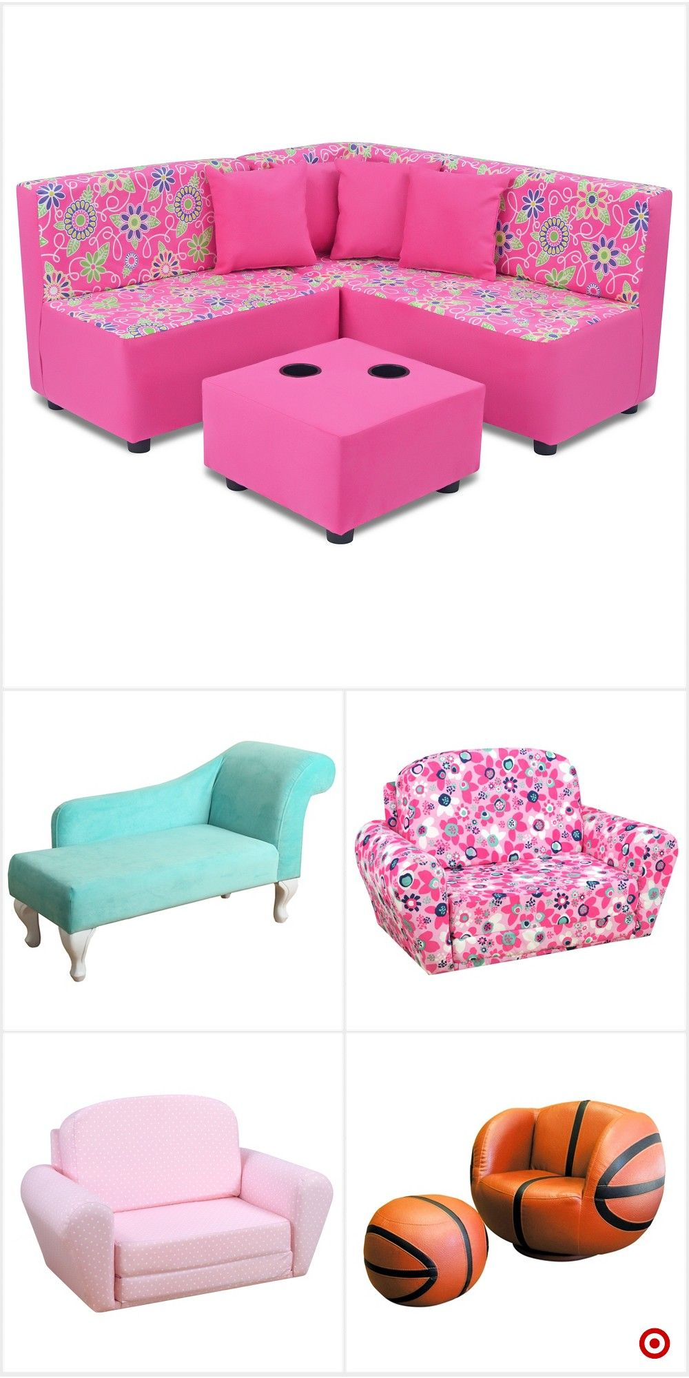 Shop Target For Kids Sofa You Will Love At Great Low Prices Free Shipping On Orders Of 35 Or Free Same Day Pick Up Kids Sofa Kids Couch Kids Furniture Sets