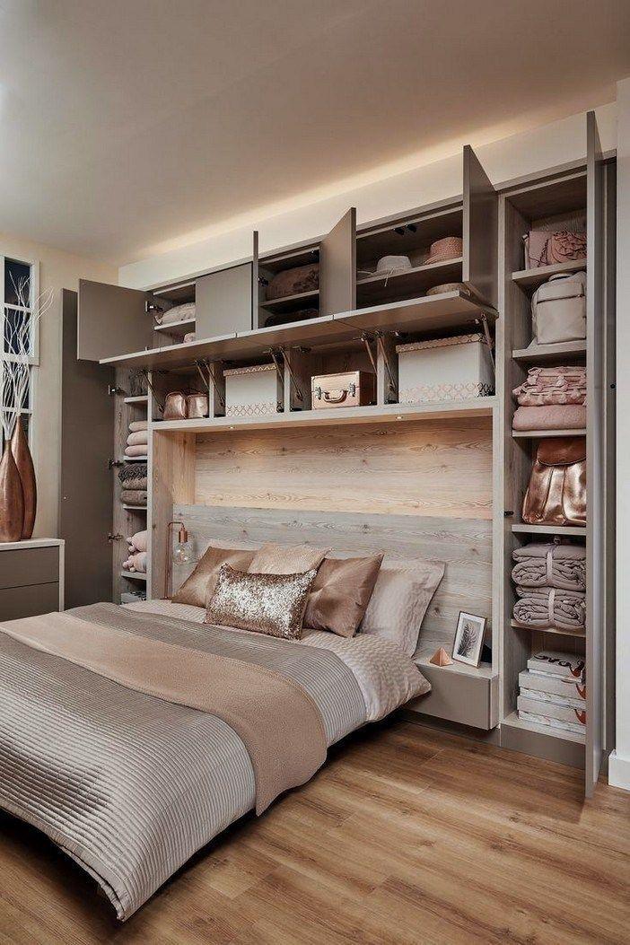 20 Cozy Small Master Bedroom Decor Ideas For Couples To Try Small Master Bedroom Bedroom Decor For Couples Small Bedroom Ideas For Couples