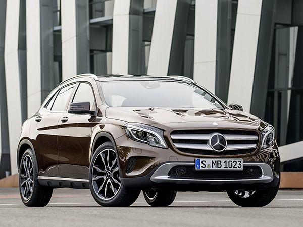 Best Cars And Top 10 Lists Mercedes Benz Gla