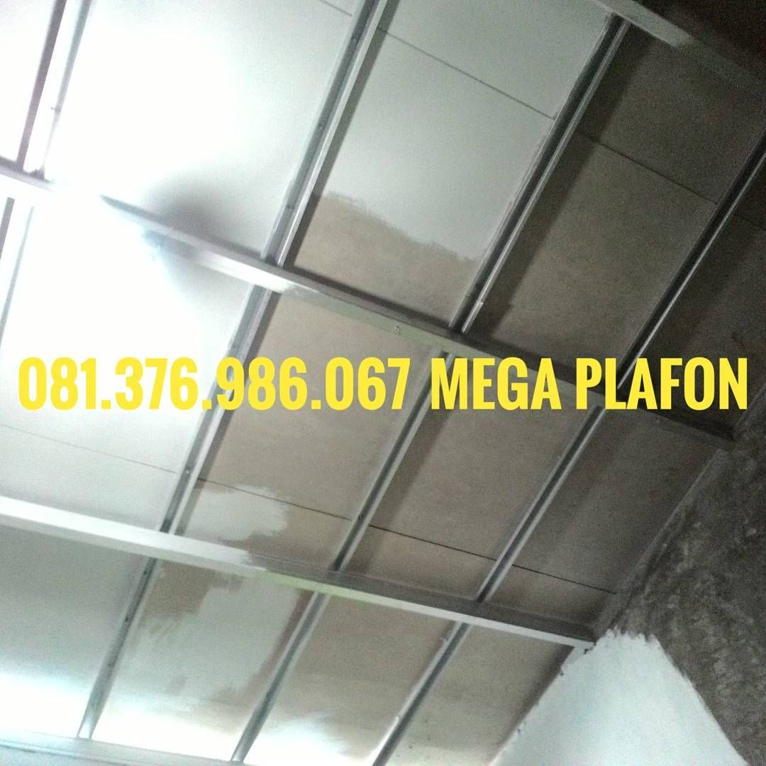 Baja Ringan Plafon 081 376 986 067 130 Rb Lis Gypsum 15 Bertingkat