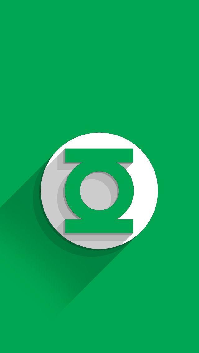 Green Lantern Logo Iphone Wallpaper