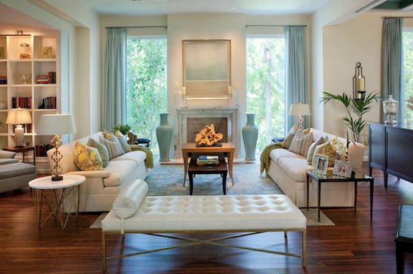 Elegant Living Room Design a lovely home Pinterest Elegant