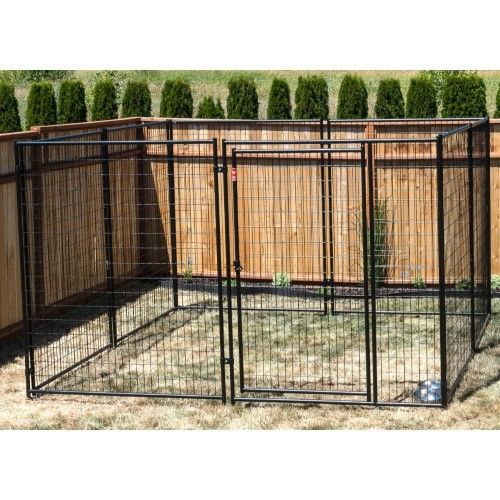 Lucky Dog Modular Kennel 6 X10 X10 Dog Kennel Outdoor Dog Kennel Outdoor Dog