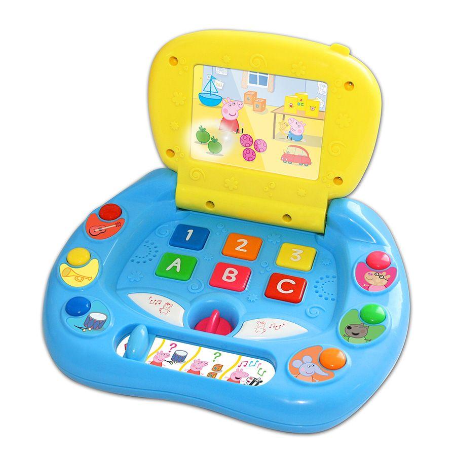 Peppa Pig First Laptop | Toys R Us Australia | Poppy Eleanor Masie ...