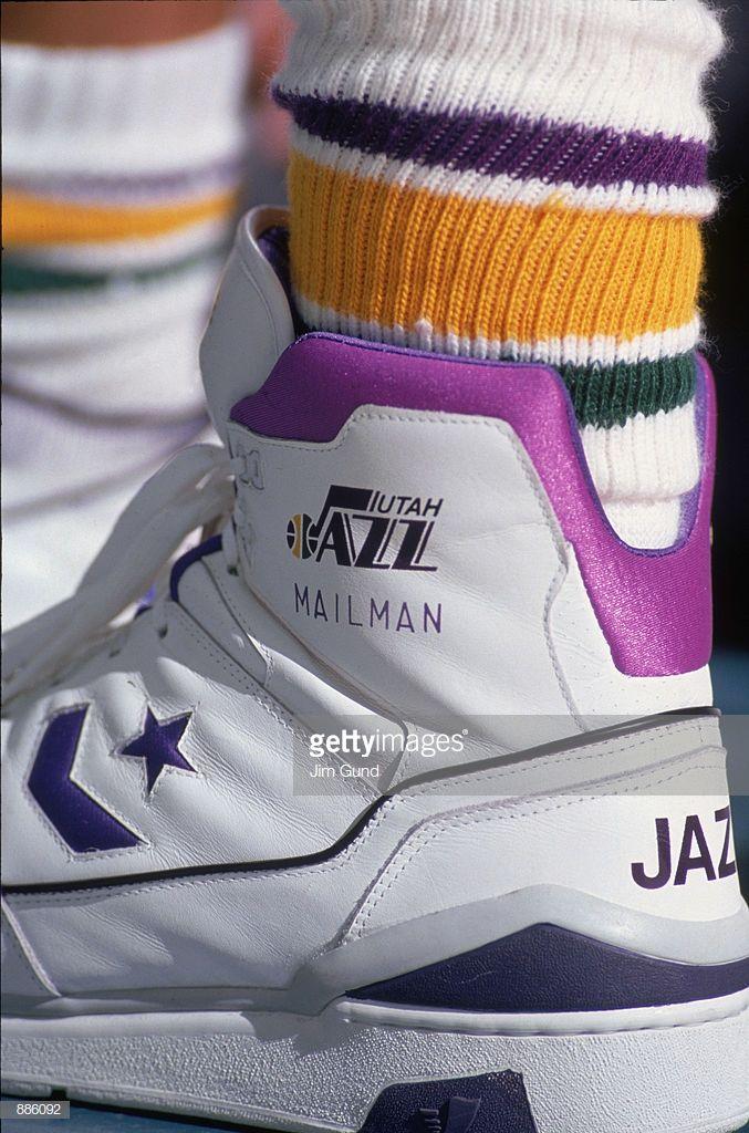 Utah Jazz during an NBA