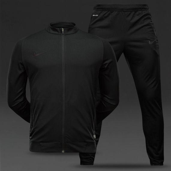 ba09b9486a9 Nike Rev Knit Tracksuit - Black/Black/Black/Black | My Style | Nike ...