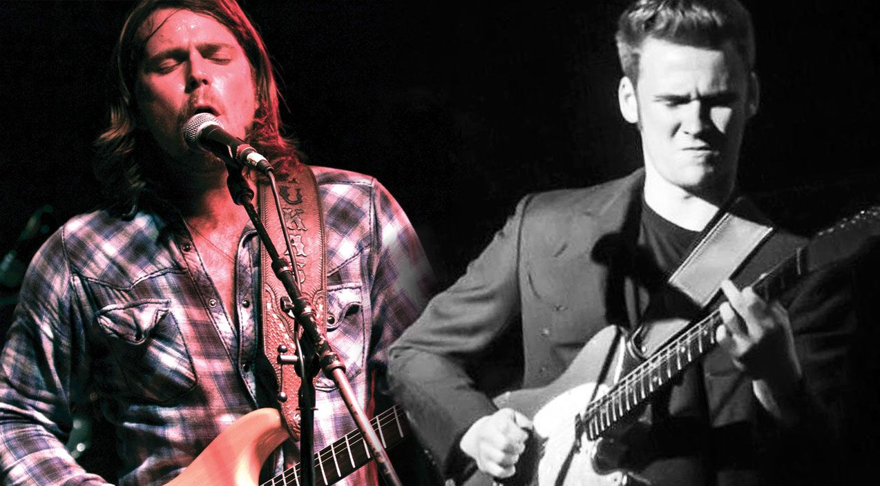 Willie & Merle's Sons Sing Stunning 'Seven Spanish Angels