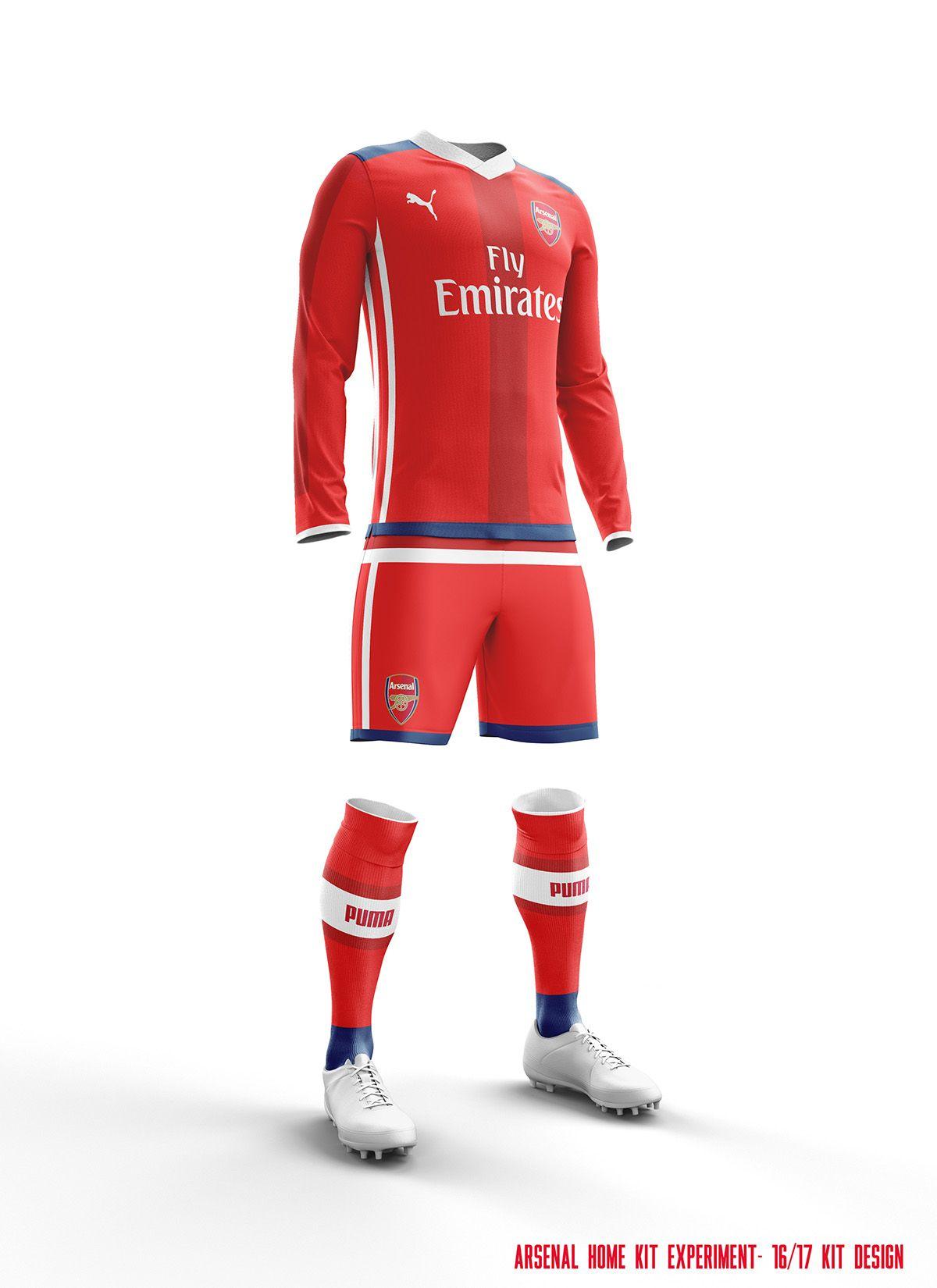 Football Kit Designs On Behance サッカー Pinterest Football