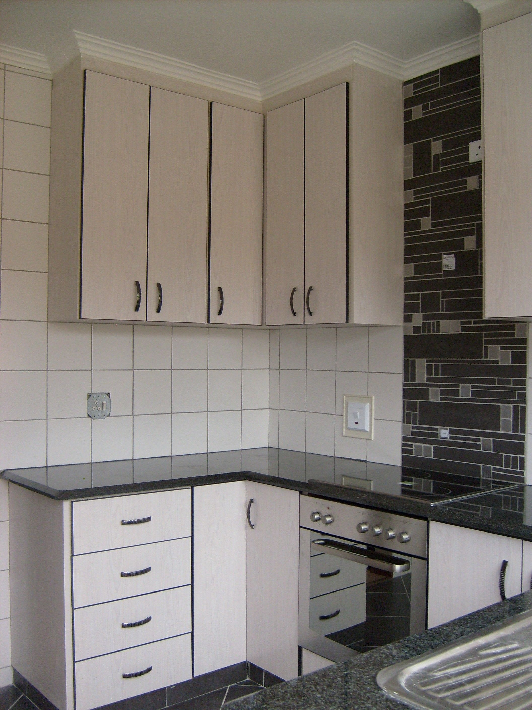 Built With Black Cherry Wrap Our Work Kitchen