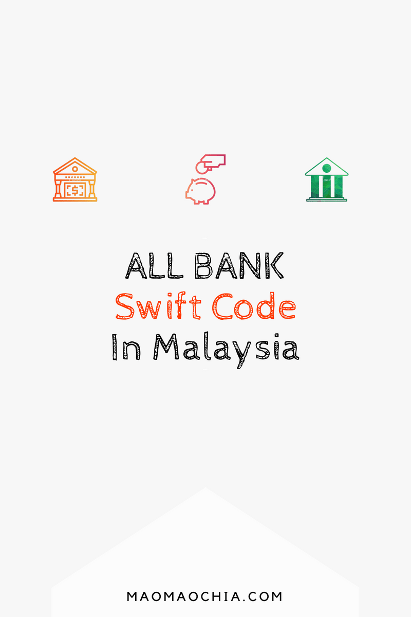 List of ALL City Bank Swift Code in Malaysia Coding