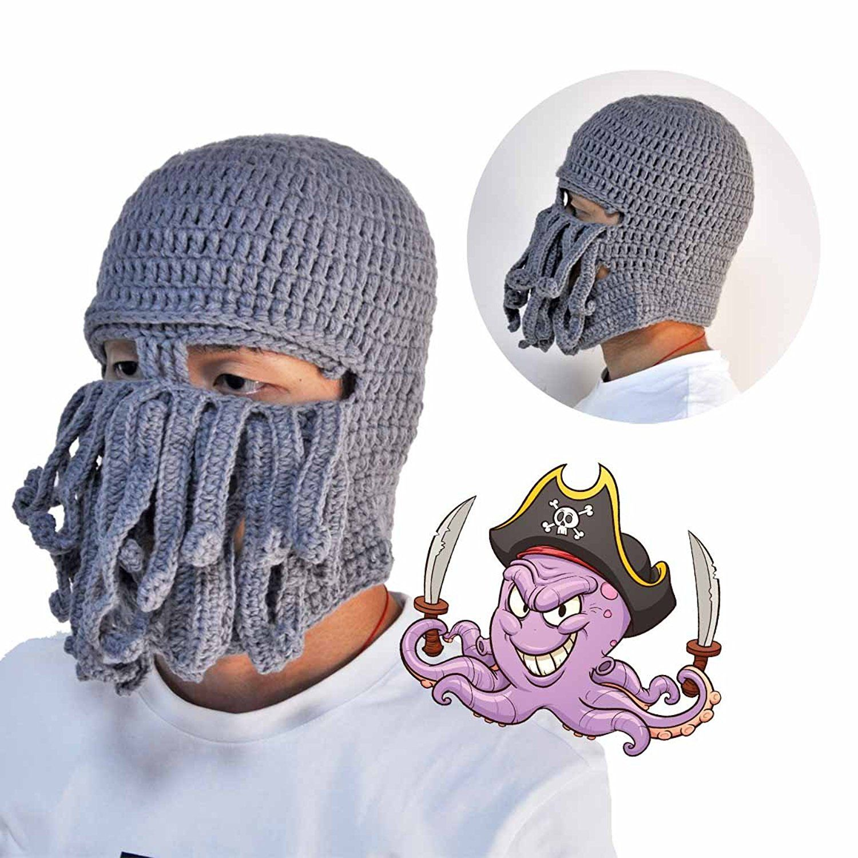 d0e88521aab UCEC Octopus Beanie