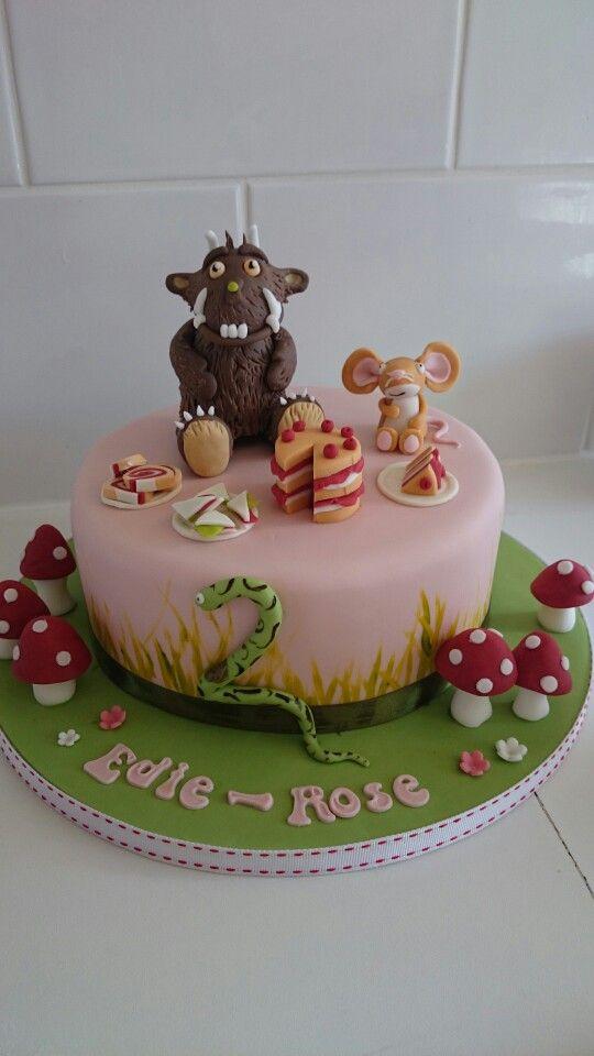 Girly Gruffalo Cake Kids Cake Cake Let Them Eat Cake
