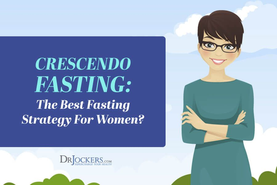 Crescendo Fasting: The Best Fasting Strategy for Women?