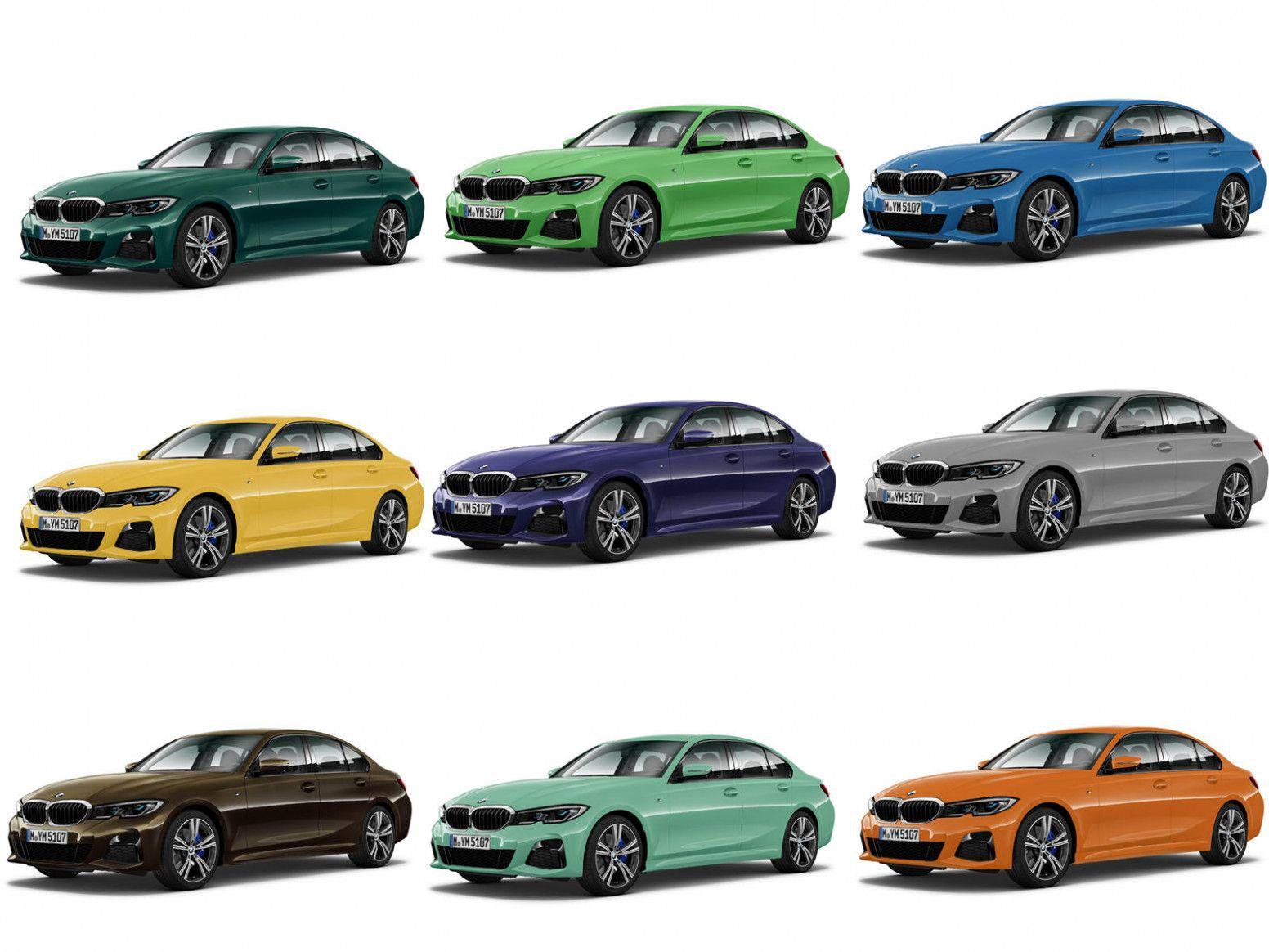 8 Image 2020 Bmw Options Bmw Car Paint Colors Bmw 3 Series