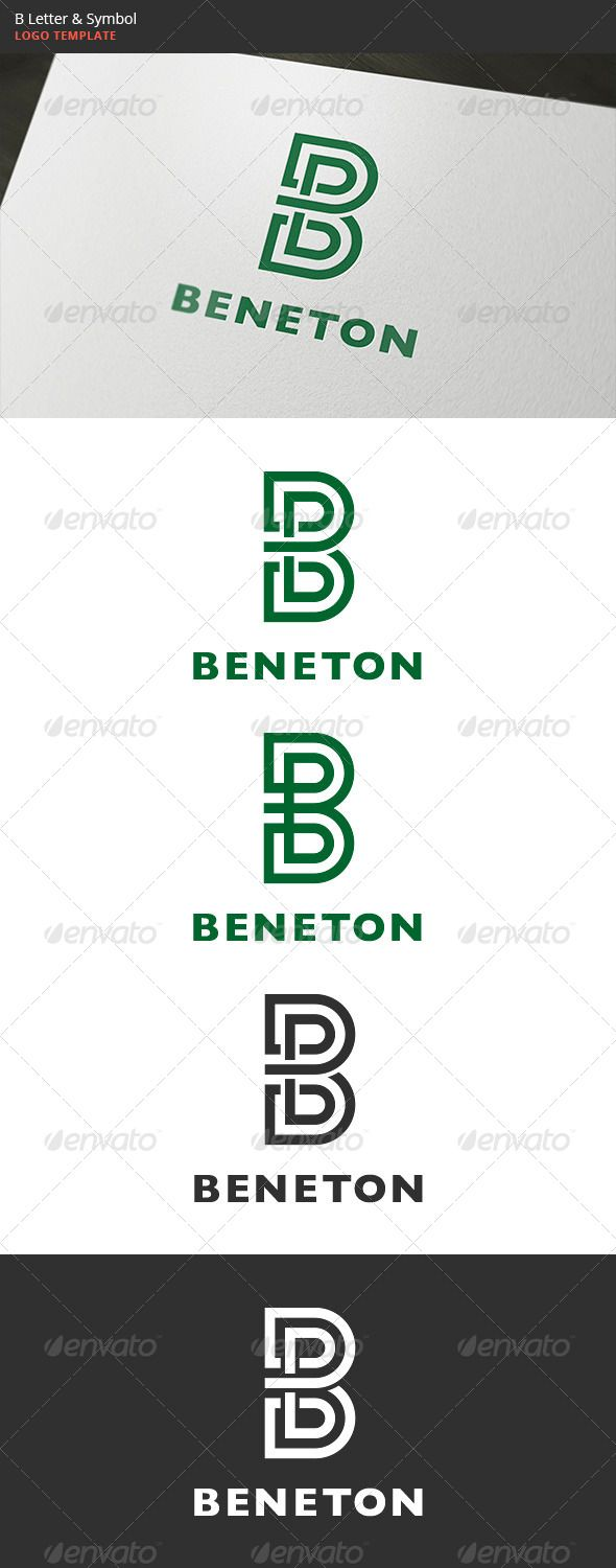 B letter symbol logo letter symbols symbol logo and logo templates b letter symbol logo graphicriver beneton a logo that can be used by wedding biocorpaavc Choice Image