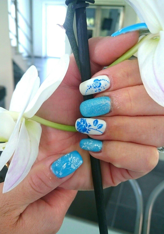 Ins Nail Art Mimi Pinterest