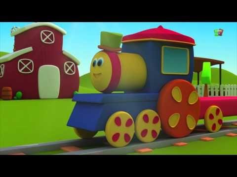 Bob il treno è andato alla fattoria vecchio mac donald