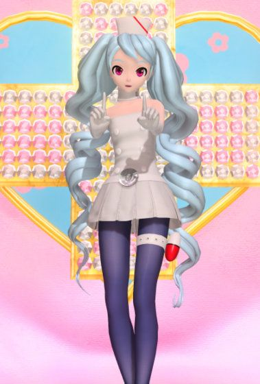New Modules for Hatsune Miku Project Diva Arcade -- Andriasang.com