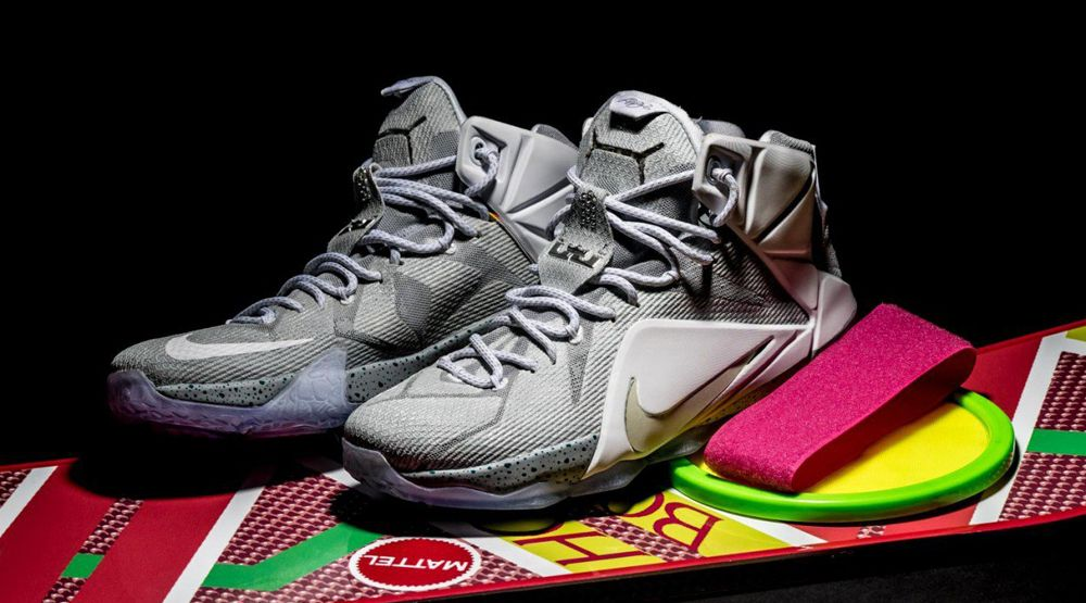 back to the future 1 nike shoes