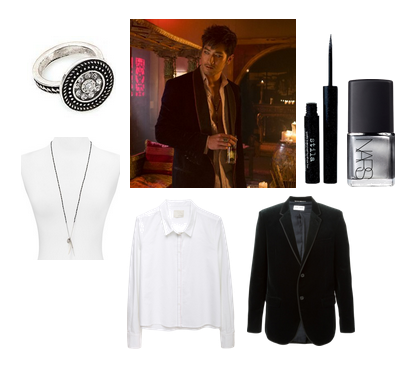 Dress up like the one…the ONLY, Magnus Bane. Want to know how? Click here!