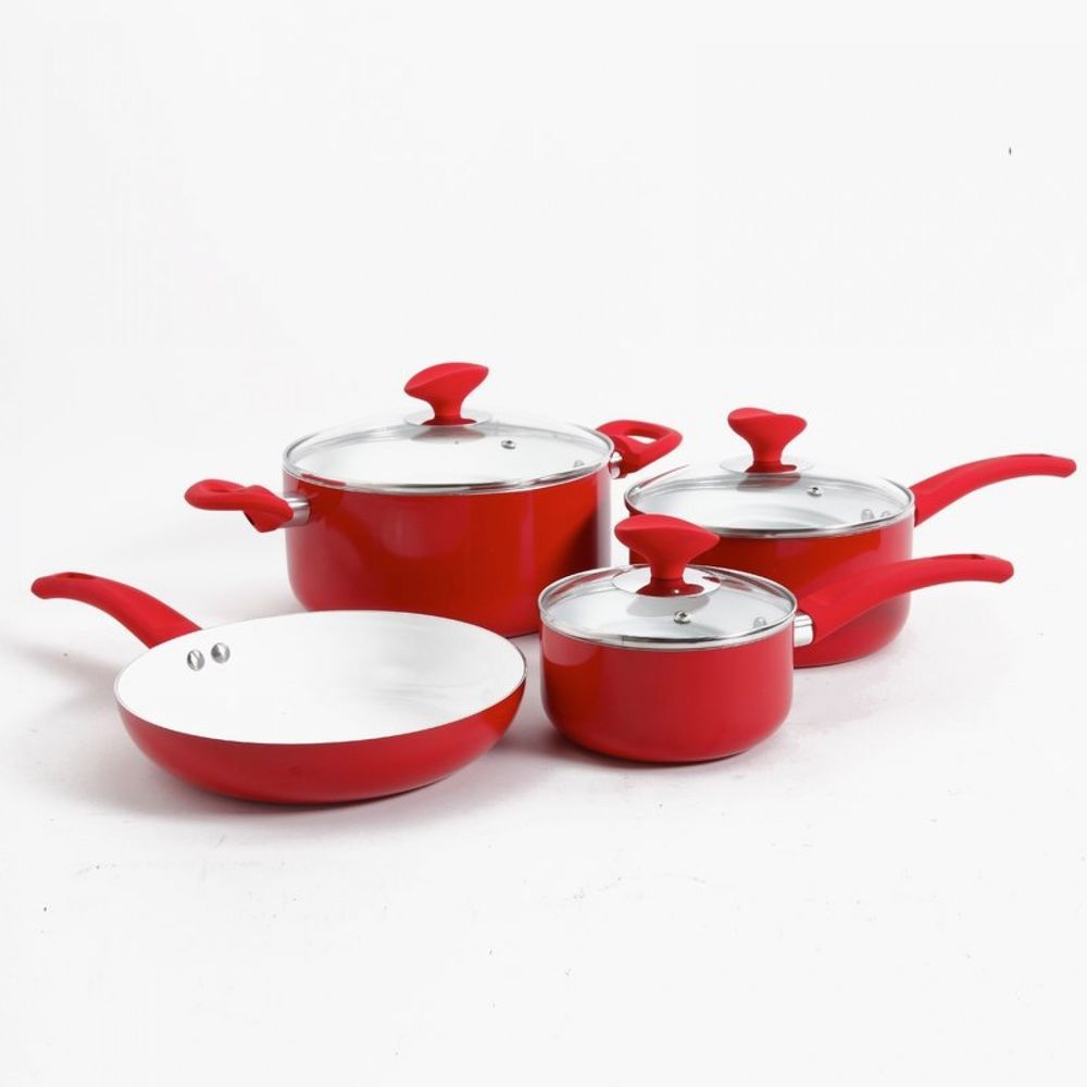 Pink-Cookware-14 - Stylish Eve |Colorful Ceramic Cookware