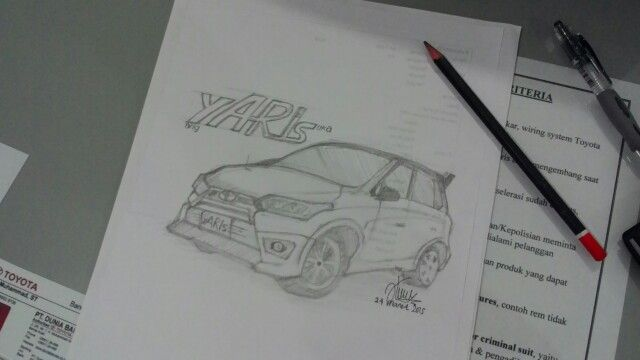 Toyota Yaris Toyota Produk