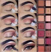 Photo of #ABH #ein # for #Eyeshadow #Makeup #MakeupPalette