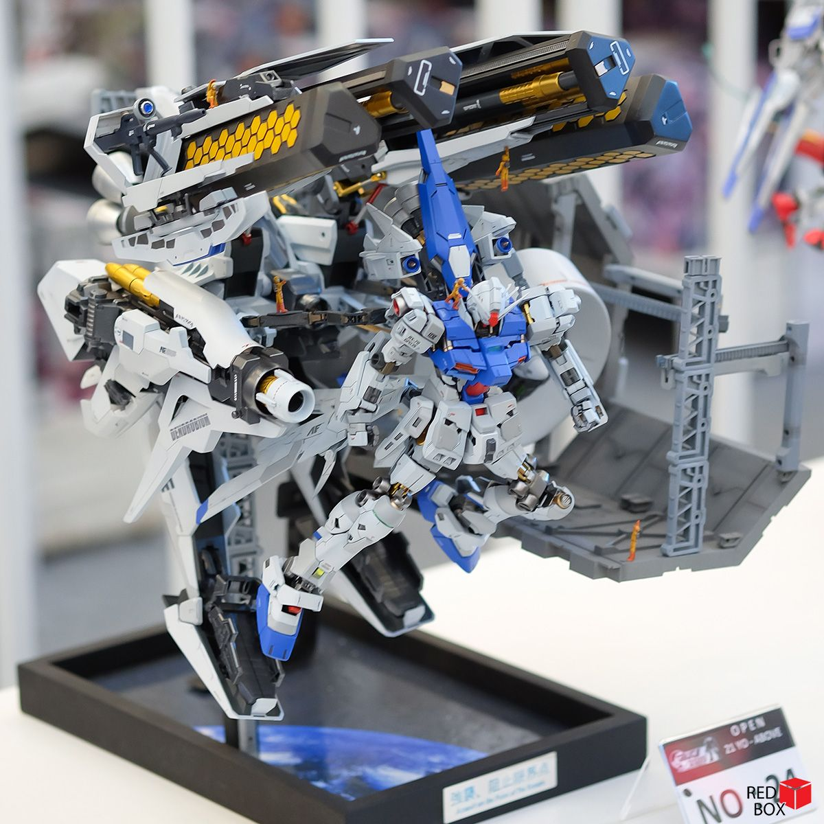 Gunpla Builders World Cup (GBWC) 2015 Indonesia - Image Gallery [Part 8]  [Images by Red Box]