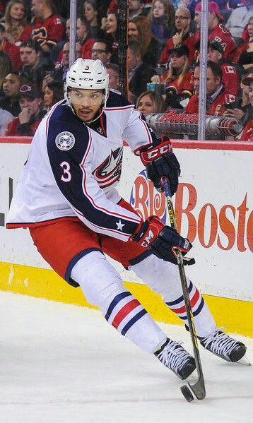 Seth Jones Columbus Blue Jackets Blue Jackets Hockey Columbus Blue Jackets Blue Jacket