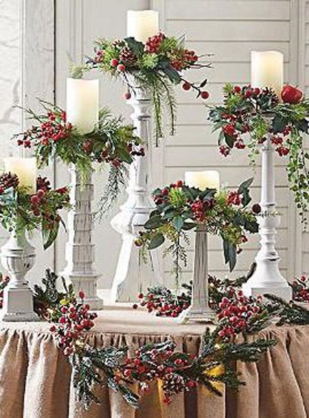 25 most popular christmas decorations on pinterest - Christmas Decorations Pinterest