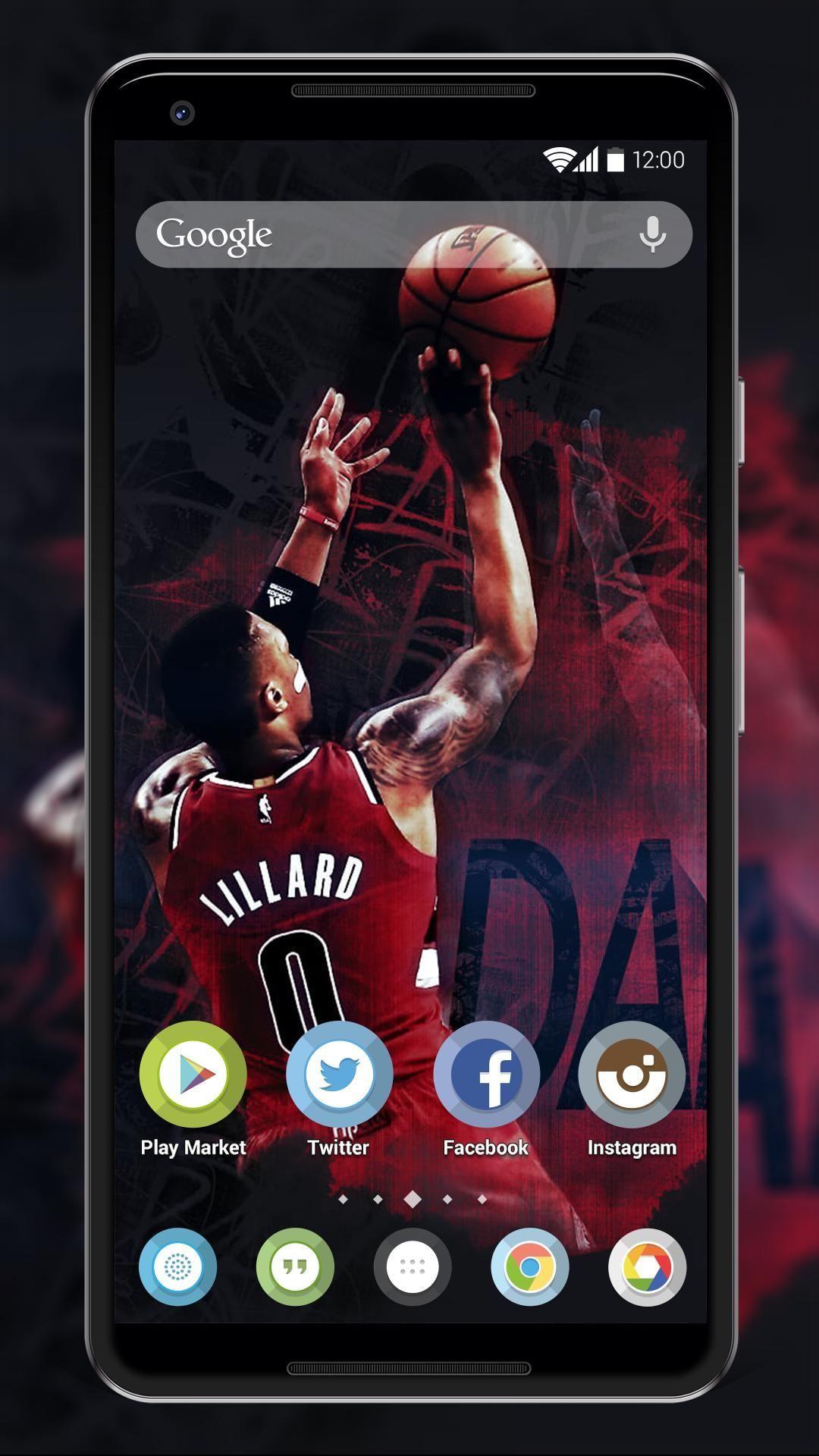 Logo Nba Hd Wallpaper Android Android logo nba