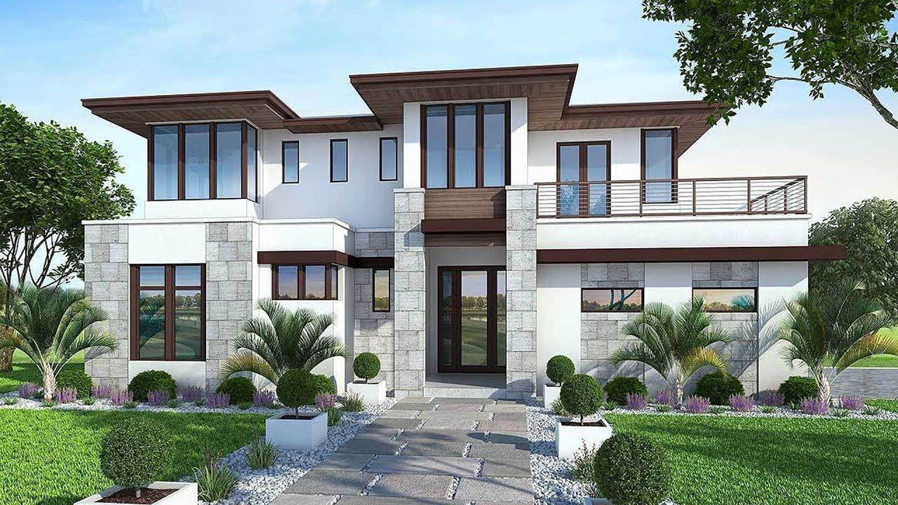 Beautiful Floor Plan Of Modern Family House Modern Family House Sims 4 House Building Sims House Design
