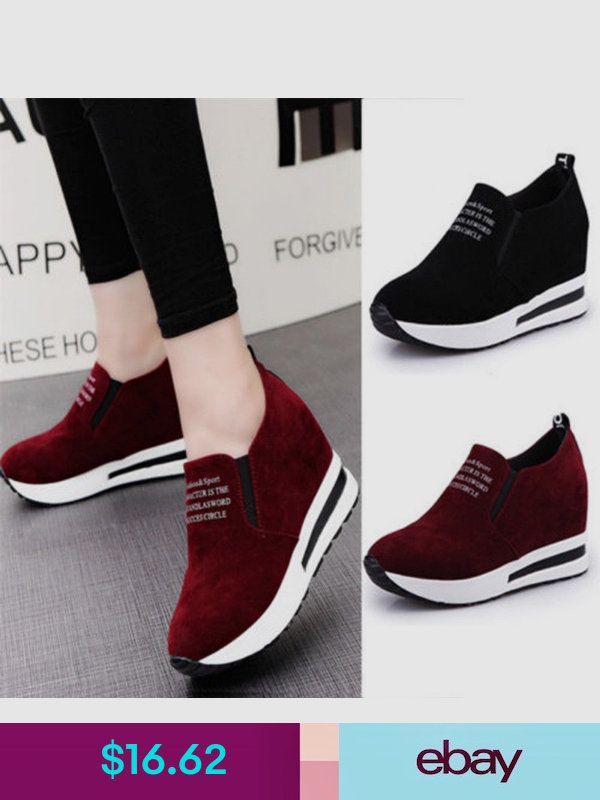 Womens wedge sneakers, Sneakers fashion
