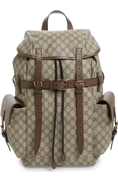 86b6790e39bf53 GUCCI Vintage Neo Vintage Backpack. #gucci #bags #backpacks ...