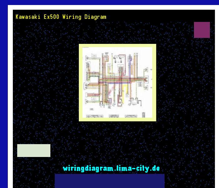 kawasaki ex500 wiring diagram  wiring diagram 175219  - amazing wiring  diagram collection
