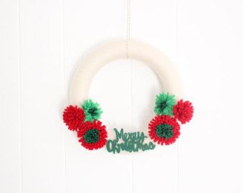 20x20 CHRISTMAS WREATH by JKCreationsUSA on Etsy