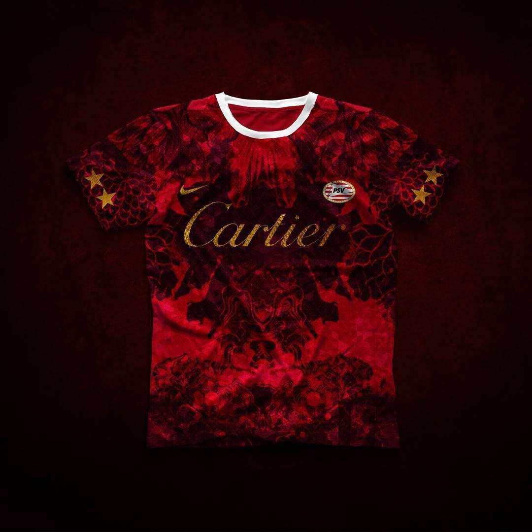 Nick Texeira - PSV x Cartier x Nike  eda4b6f3e