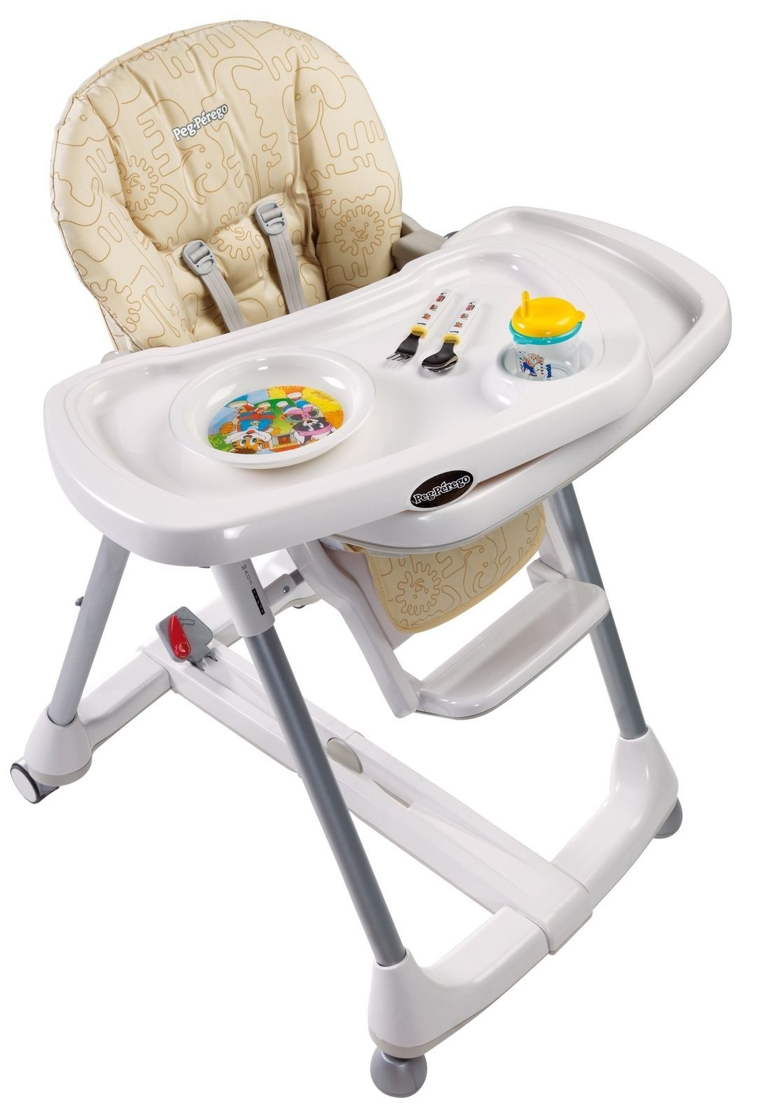 Peg Perego Prima Pappa Diner High Chair Seat Cover