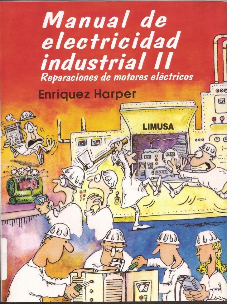 manual de electricidad industrial 1 enriquez harper pdf