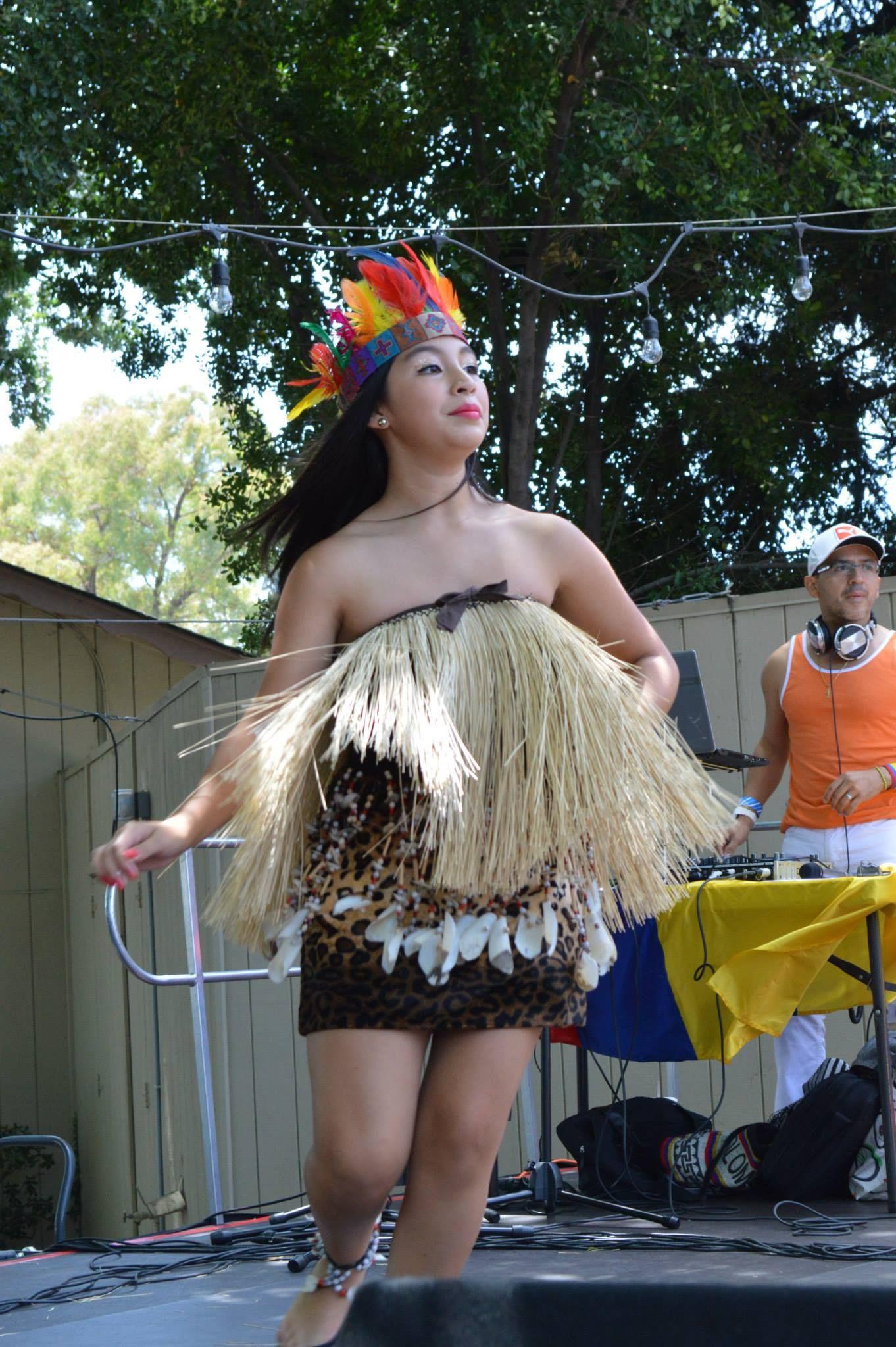 "Baile Amazonico ""La Pusanga"""