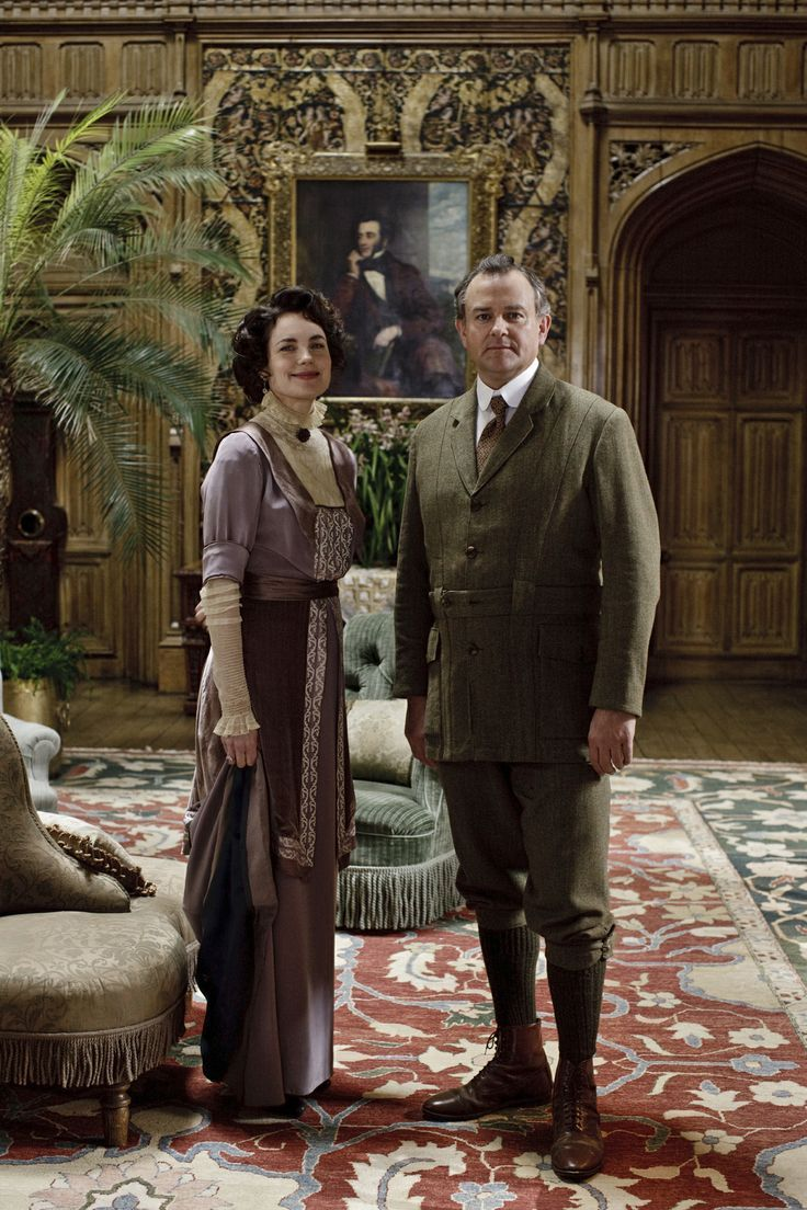 Lord And Lady Grantham Downton Abbey Downtown Abbey Downton