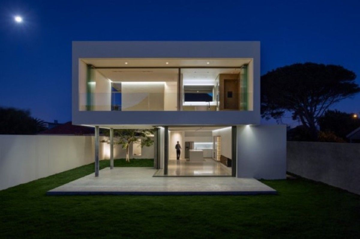 40 Ultra-Modern Minimalist Homes | Architecture house ...