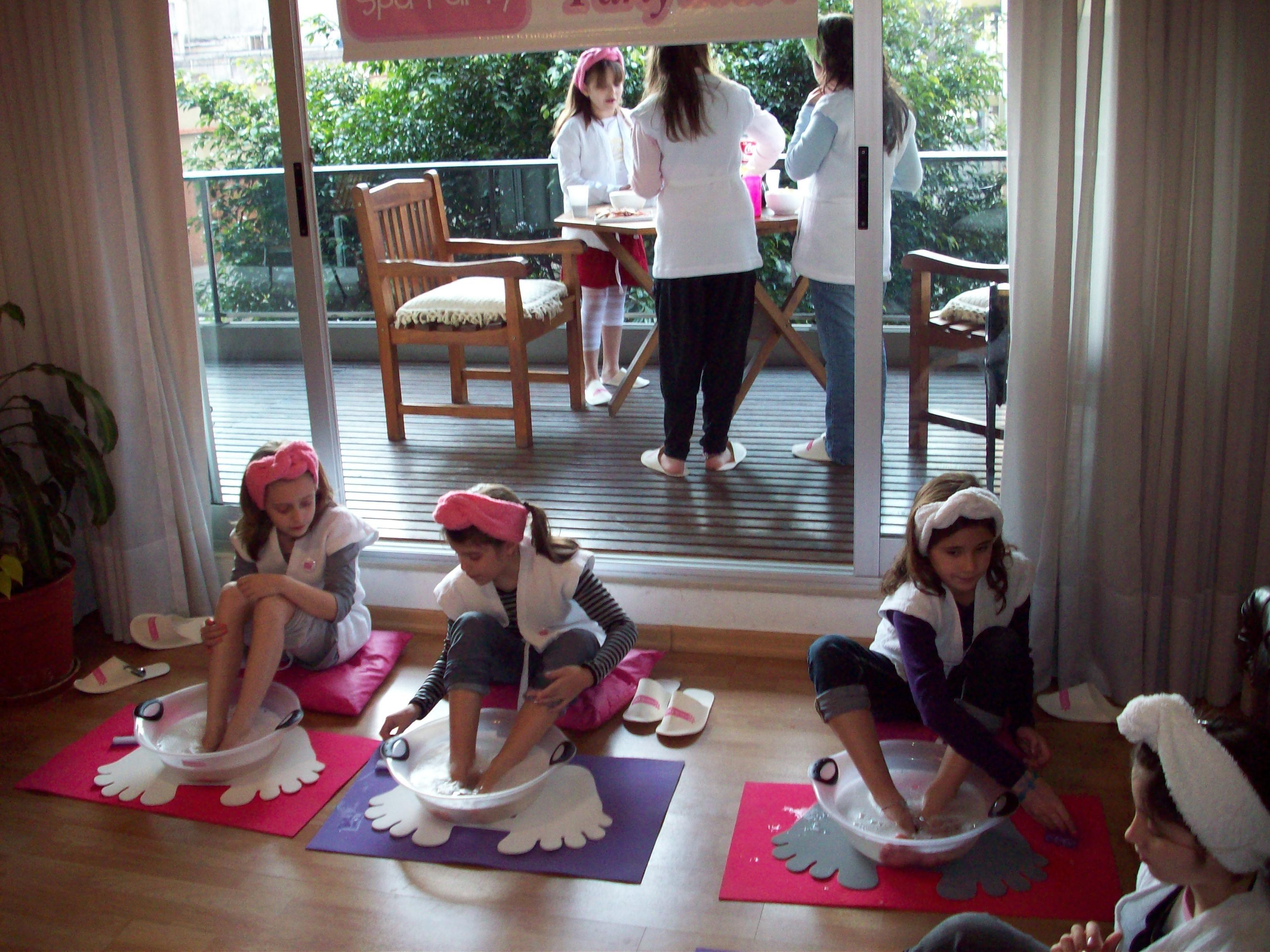 Fiestas para ni as y adolescentes de 6 a 12 a os girls for Decoracion cumpleanos nino 6 anos