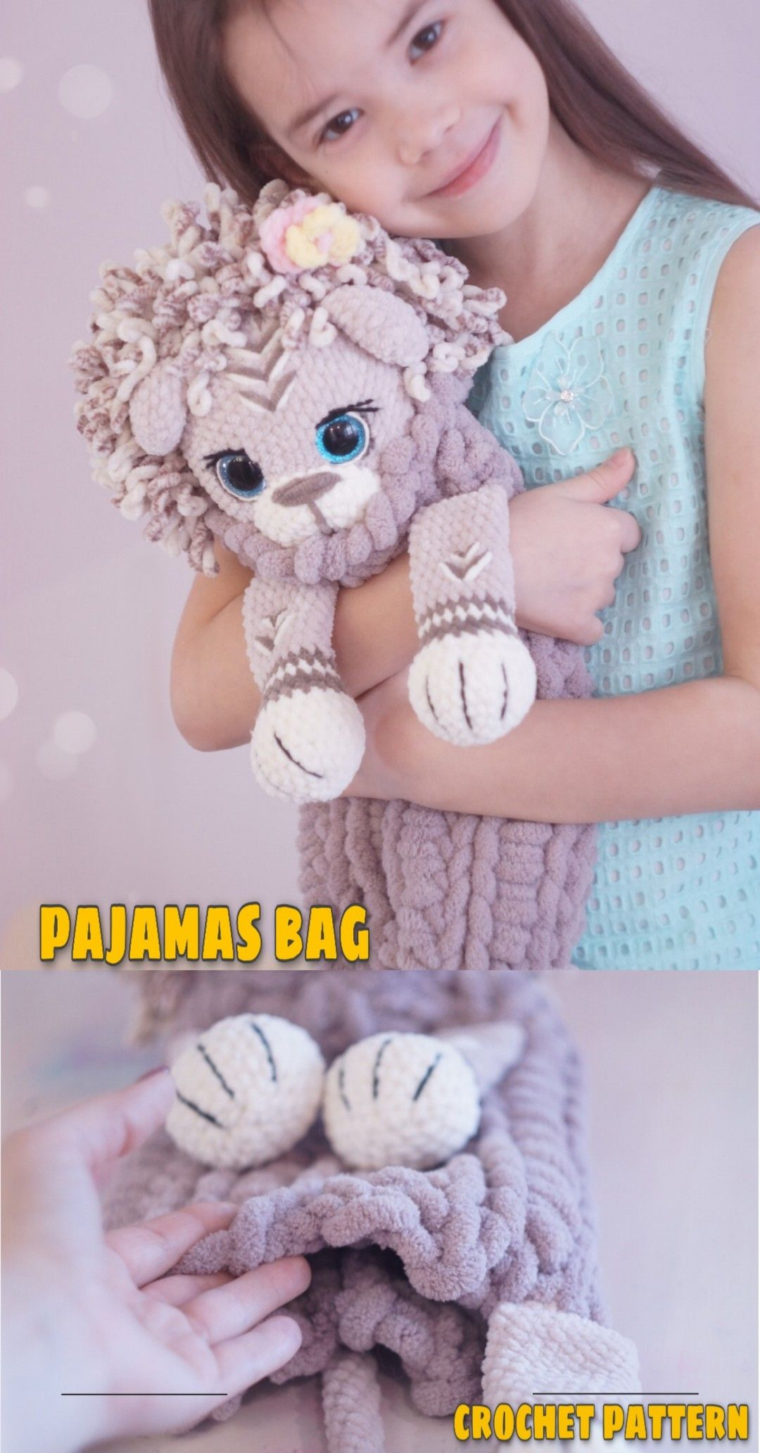 Crochet Doll Pattern with outfit   Amigurumi Doll   Photo Tutorial ...   2064x1080