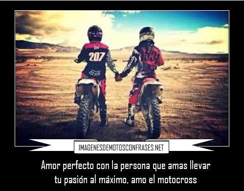 Imágenes De Amor De Motocross