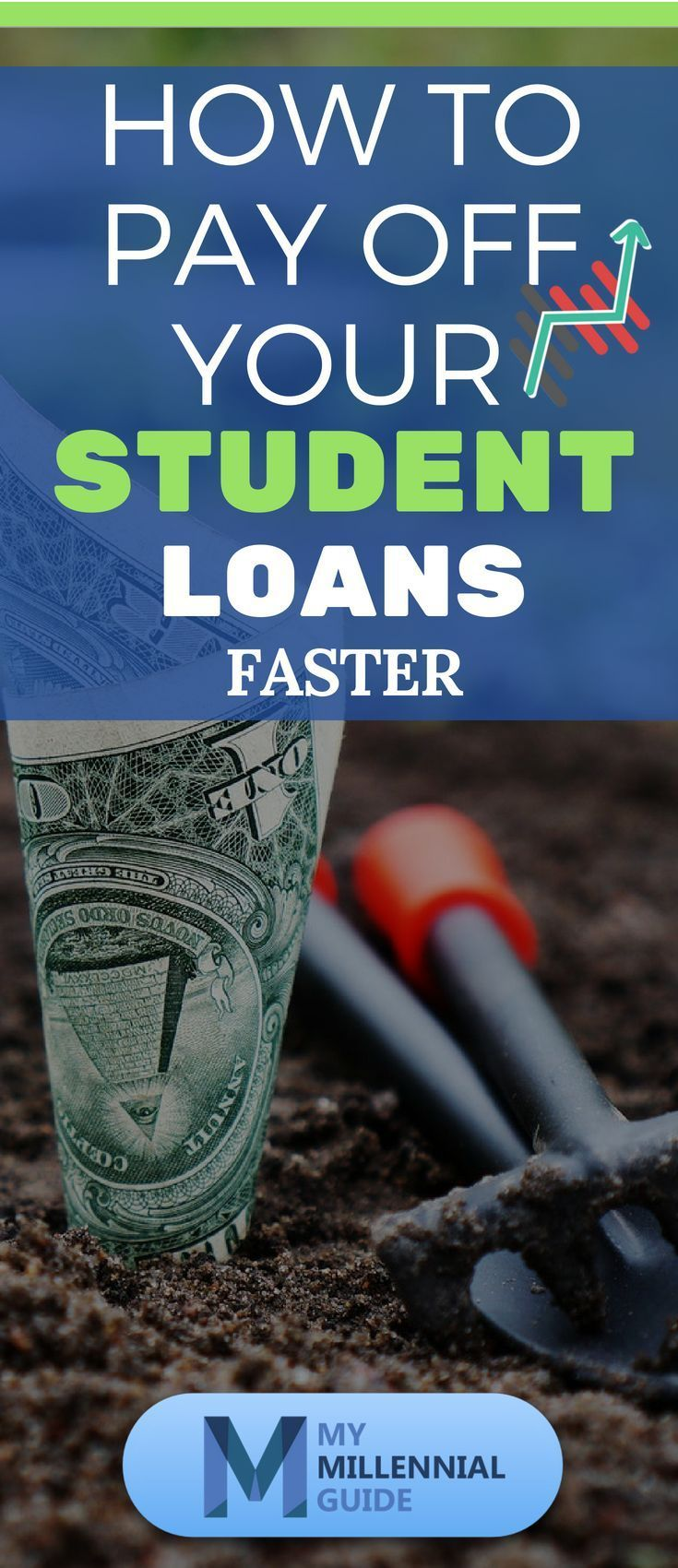 How to pay off student loans faster home improvement