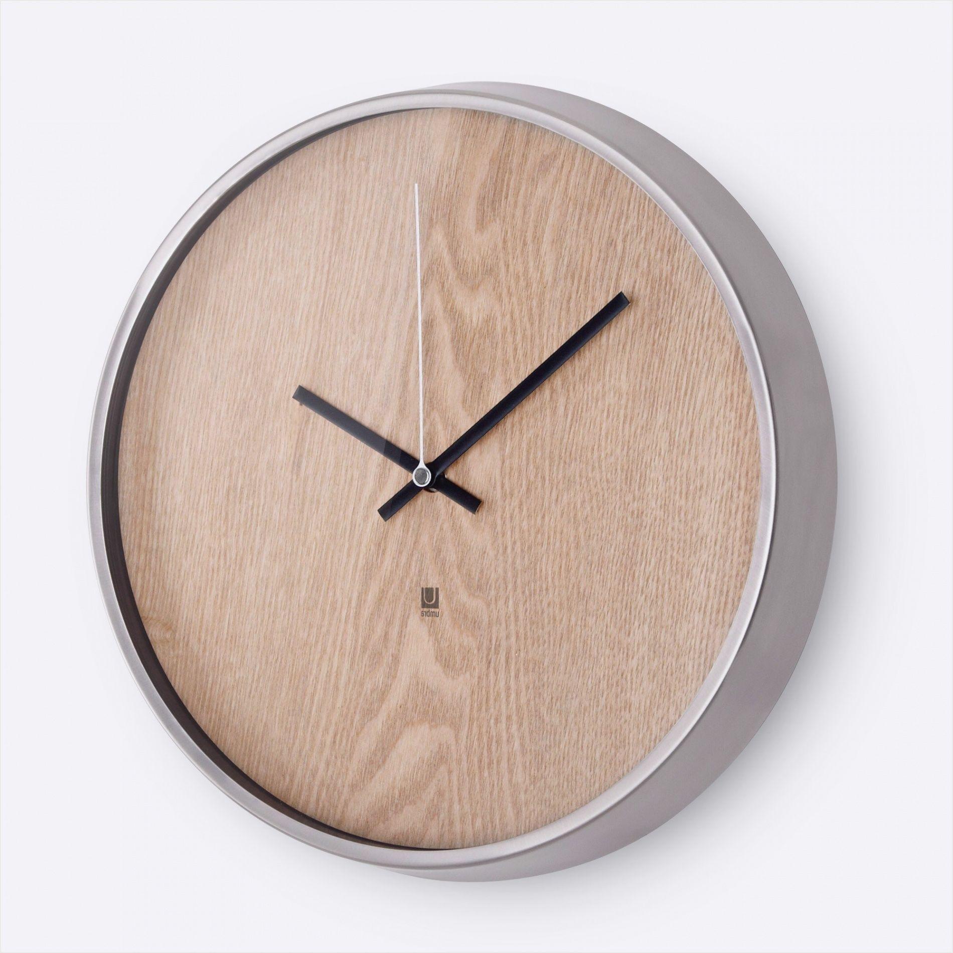 Impressionné Horloge Murale Cuisine Pendule Murale Originale Mikea